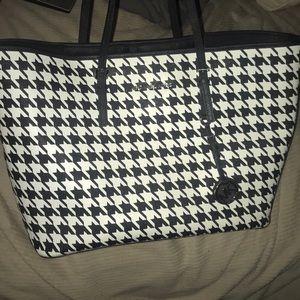 Michael Kors houndstooth bag